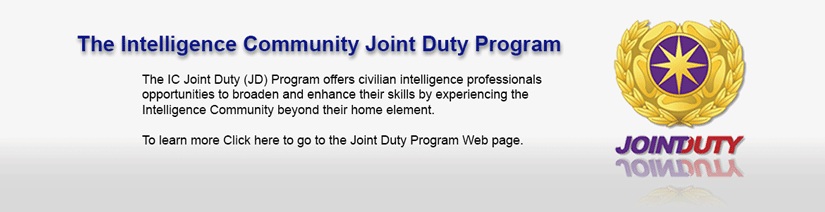 IC Joint Duty Program