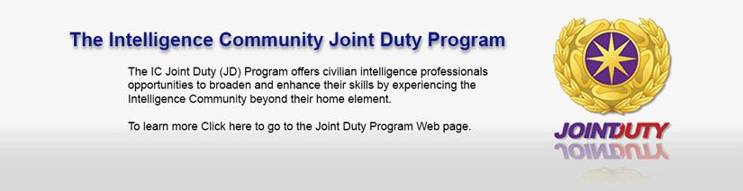 IC Joint Duty Program